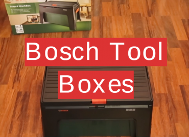 Bosch Tool Boxes
