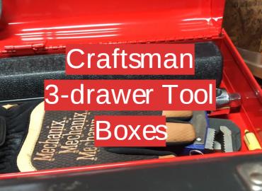 Craftsman 3-drawer Tool Boxes