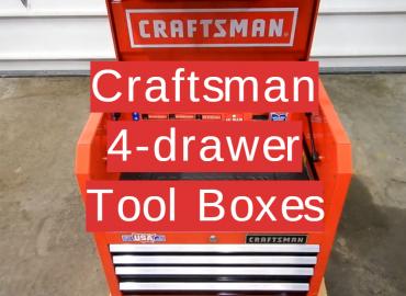 Craftsman 4-drawer Tool Boxes