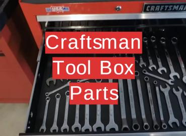 Craftsman Tool Box Parts
